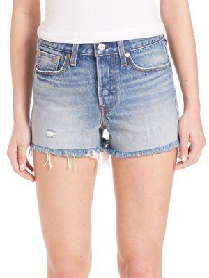 Pantaloni scurți de damă LEVIS Wedgie