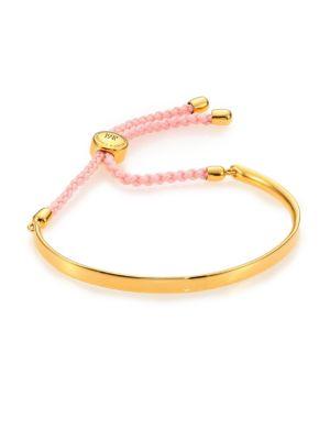 Fiji Friendship Bracelet/Ballet Pink