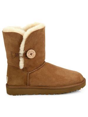Classic Bailey Short Button Boots