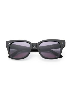 Ricky 50MM Squared Rectangle Sunglasses