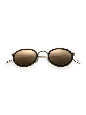 Matti 46MM Oval Sunglasses