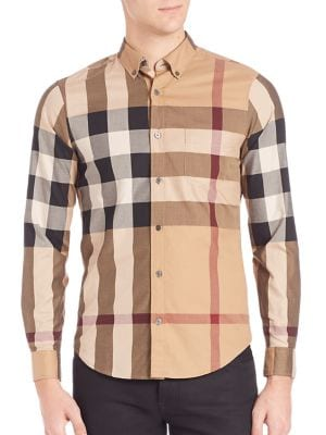 Fred Woven Sportshirt