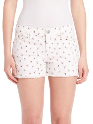 Pantaloni scurți de damă CURRENT/ELLIOT Ditsy