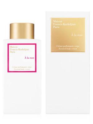 À La Rose Scented Body Cream/8.5 Oz. by Maison Francis Kurkdjian