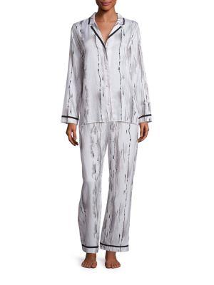 Giula Printed Pajama Shirt