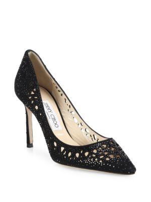 Pantofi de damă JIMMY CHOO Romy Momento 85