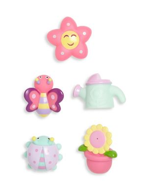 Five-Piece Springtime Party Bath Squirties Set