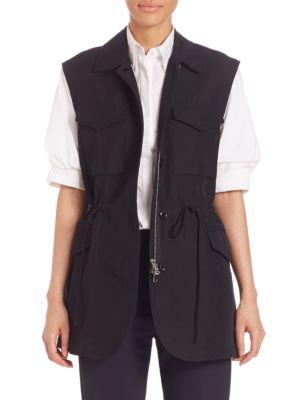 Multi-Pocket Utility Vest