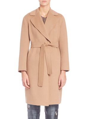 Tanaro Doppio Short Coat plus size,  plus size fashion plus size appare