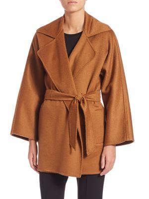 Short Cashmere Coat plus size,  plus size fashion plus size appare