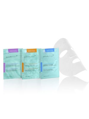 FlashMasque Trio Facial Sheets