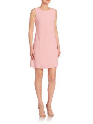 Lovely Sleeveless Shift Dress