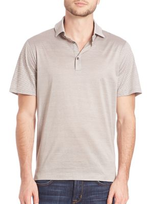 COLLECTION Contrast Stripe Polo