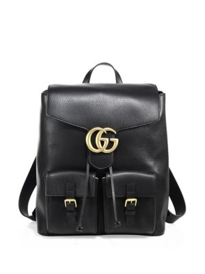 gucci male 188971 gg marmont backpack