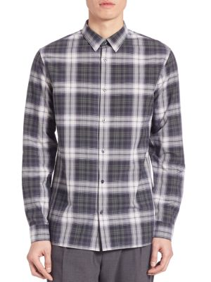 Plaid Melrose Shirt