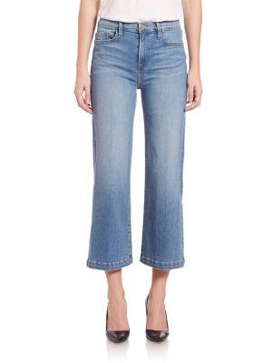 Le Capri Cropped Jeans