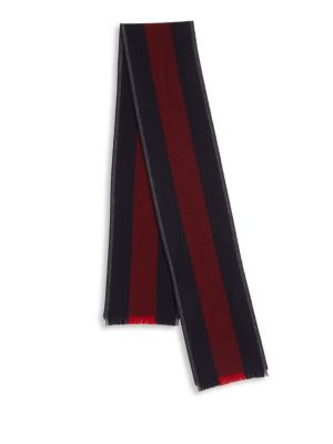 gucci male wool navas scarf