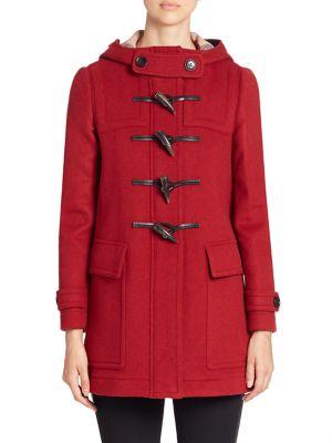 Baysbrooke Wool Duffle Coat