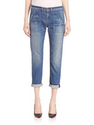 Carpenter Dre Delancy Boyfriend Jeans plus size,  plus size fashion plus size appare