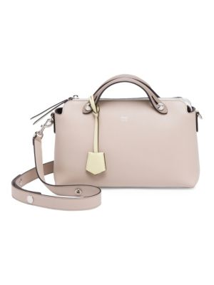 Small By The Way Leather Satchel