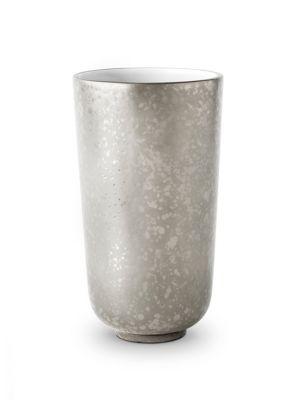 Alchimie Earthenware Platinum Vase