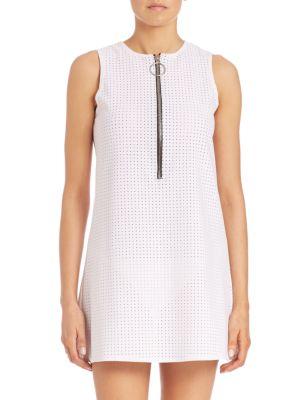 Punchout Roundneck Dress plus size,  plus size fashion plus size appare