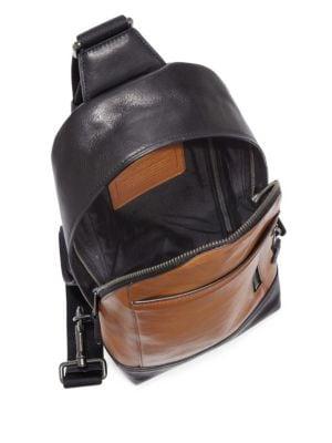 COACH 1941 Manhattan Sport   Leather Backpack in Qbmah