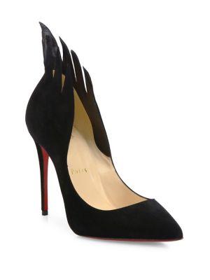 christian louboutin man shoes - 0400089993439_BLACK
