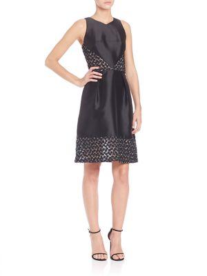 Sleeveless Short Dress