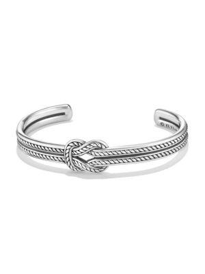 Maritime Sterling Silver Bracelet