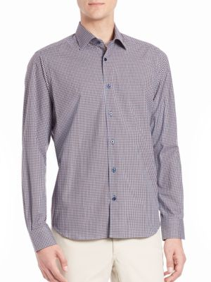 COLLECTION Regular Fit Checked Shirt