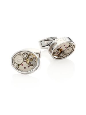 Skeleton Exposed Limited Edition Gear Cuff Links