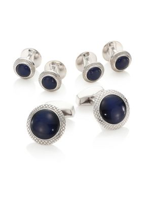 Cufflinks & Stud Set