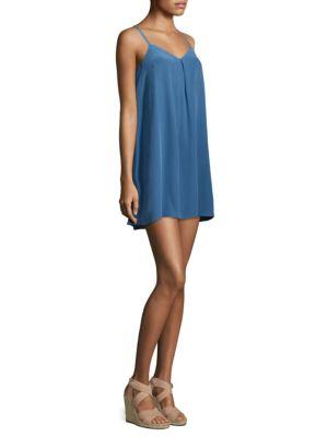 Mitsou Silk Tank Dress