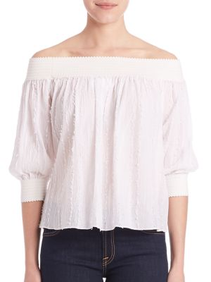 Casper Fray Elastic Top