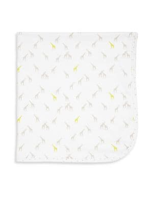 Babys Cotton Reversible Blanket