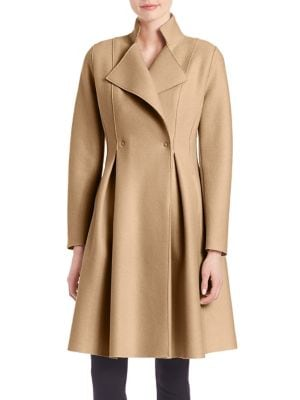 Woolen Long Coat plus size,  plus size fashion plus size appare