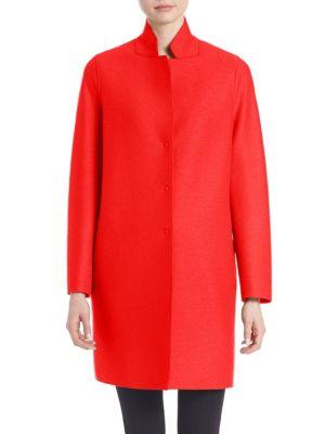 Palton de damă HARRIS WHARF LONDON