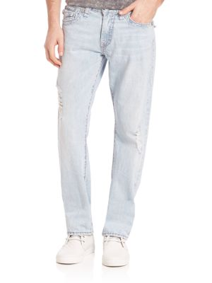 Ricky Relaxed Straight Leg Jeans