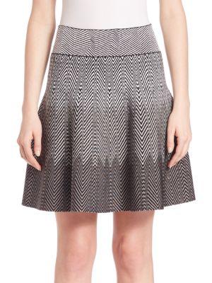 Optic Lines Skirt