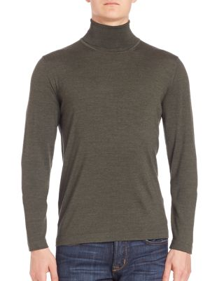 COLLECTION Merino Wool & Silk Sweater