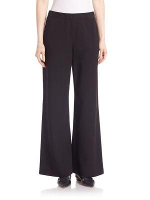 Punto Milano Wide Leg Pants plus size,  plus size fashion plus size appare