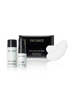 Receive a free 3-piece bonus gift with your $100 Decorté purchase & code