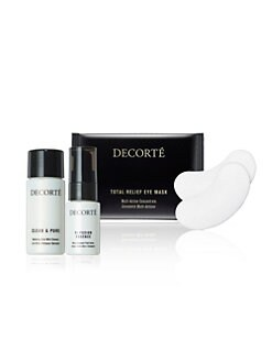 Receive a free 3-piece bonus gift with your $150 Decorté purchase & code