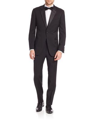 Basic Notch Lapel Tuxedo