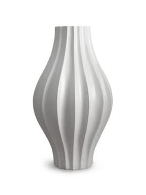 Lantern Belly Vase