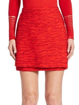Masai-Detail Overlay Skirt