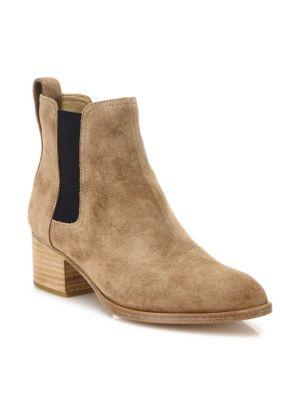 Walker Suede Chelsea Boots