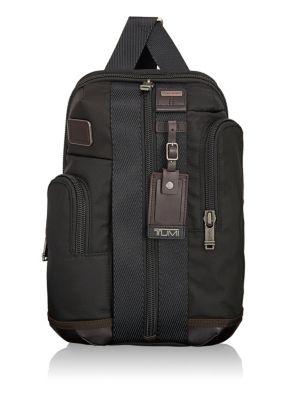 Bravo Saratoga Ballistic Nylon Sling Bag