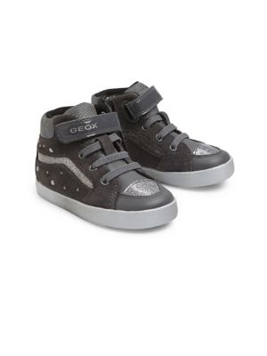 Babys Kiwi Leather Sneakers